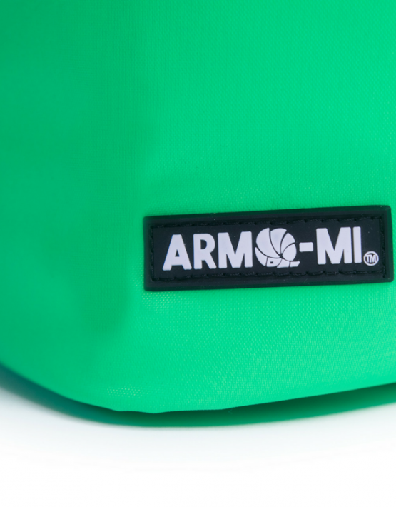 arma-mi lucent green badge