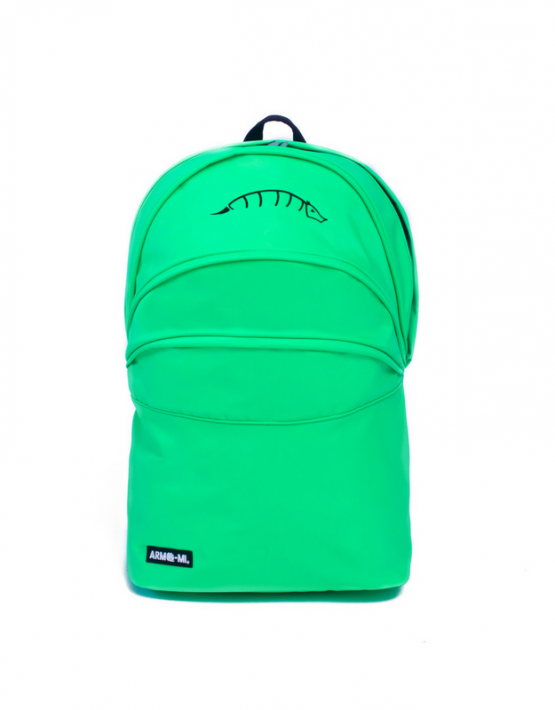 arma-mi lucent green front